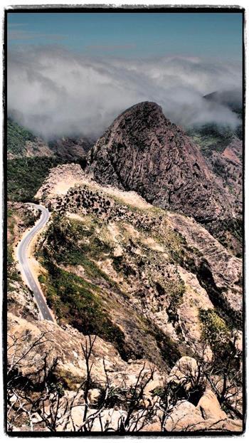 Paisaje de La Gomera. Foto: Sebastián Álvaro