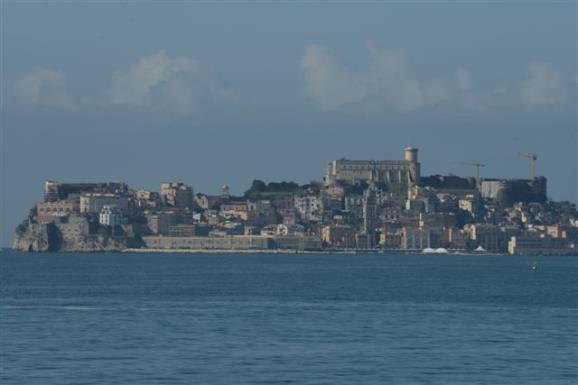 Ventotene, un paseo por la historia de italia