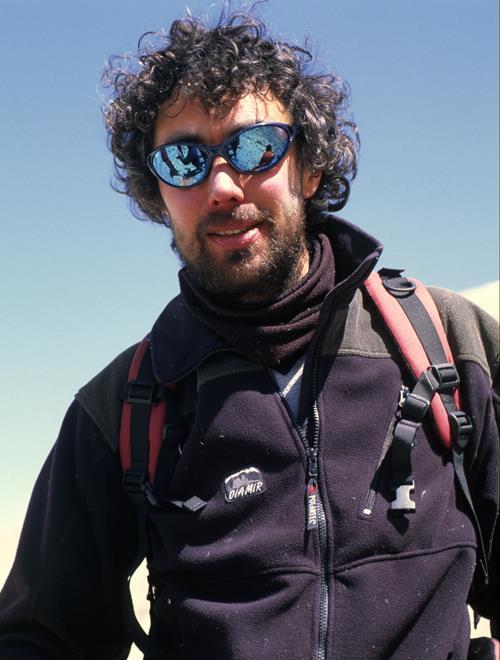 José Carlos Tamayo. Foto: Sebastián Álvaro