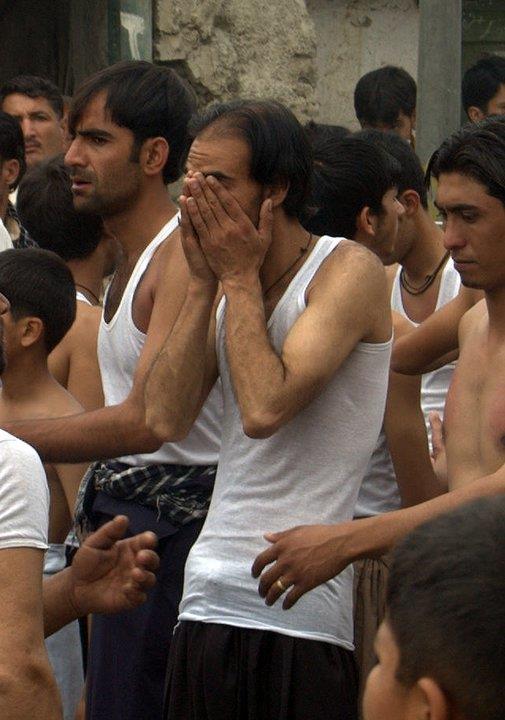 Fiesta chiíta en Skardu al final del Ramadán. Foto: Ana Marcos