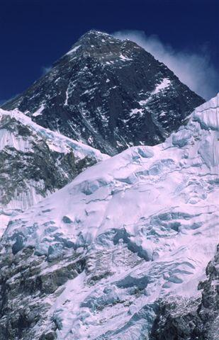 Everest. Cara Sur. Foto: Sebastián Álvaro