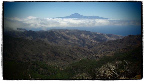 El Teide es la mayor atracción turística con casi 4.000.000 de visitantes al año. Foto: Sebastián Álvaro