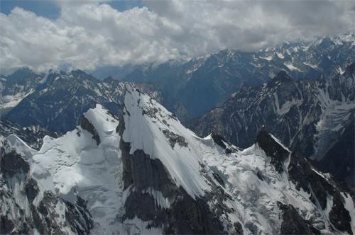 Otra vista del Laila Peak