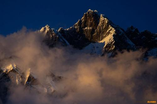 CARA SUR DEL LHOTSE, 8.516 mts. (HIMALAYA, NEPAL)
