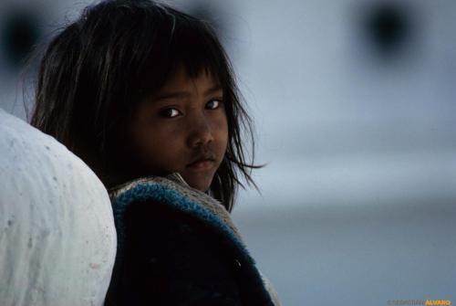 TEMPLO BOUDHANATH (KATMANDÚ, NEPAL)